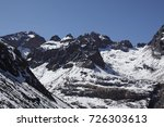 beautiful  views  on the way to ...   Shutterstock . vector #726303613