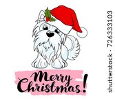 cartoon character yorkshire...   Shutterstock .eps vector #726333103