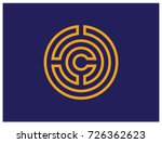 scalable geometric vector icon  ...   Shutterstock .eps vector #726362623