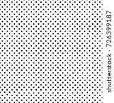 black and white round spots... | Shutterstock . vector #726399187