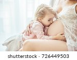 fine art image of a young... | Shutterstock . vector #726449503