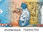 candido portinari paints on... | Shutterstock . vector #726541753