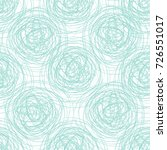 vector illustration of seamless ... | Shutterstock .eps vector #726551017