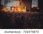 odessa  ukraine august 20  2014 ... | Shutterstock . vector #726574873