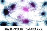 abstract stars texture... | Shutterstock . vector #726595123