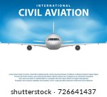 banner  poster  flyer with... | Shutterstock .eps vector #726641437