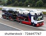 frankfurt germany sept 30 ... | Shutterstock . vector #726647767