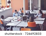 startup business people group... | Shutterstock . vector #726692833