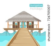 Bungalow Holidays Advertisemen...
