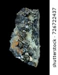 Small photo of Arsenopyrite from Bucnik, Czech republic.