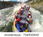 thompson river  british... | Shutterstock . vector #726920443