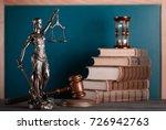 justice concept. | Shutterstock . vector #726942763