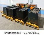 recharging electrical for... | Shutterstock . vector #727001317