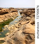 canyon in the mekong river of... | Shutterstock . vector #72700876