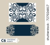 template congratulatory...   Shutterstock .eps vector #727026817