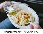 unhealthy food | Shutterstock . vector #727045423