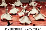 Semazen Or Whirling Dervishes ...