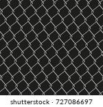 vector illustration of seamless ... | Shutterstock .eps vector #727086697