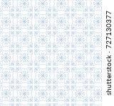 flat line geometric style... | Shutterstock .eps vector #727130377