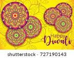 Diwali Festival Greeting Card...