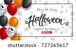 Happy Halloween Banner Templat...