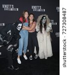 Small photo of LOS ANGELES - SEP 29: Maddie Ziegler, Mackenzie Ziegler at the Knott's Scary Farm and Instagram Celebrity Night at the Knott's Berry Farm on September 29, 2017 in Buena Parks, CA
