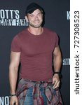 los angeles   sep 29   kellan... | Shutterstock . vector #727308523