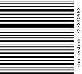narrow black white horizontal... | Shutterstock .eps vector #727340983