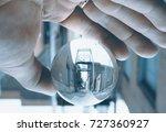 glass world | Shutterstock . vector #727360927