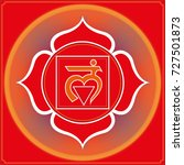 muladhara chakra   the first... | Shutterstock . vector #727501873
