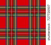 seamless tartan pattern... | Shutterstock . vector #727720507