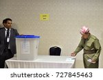 erbil iraq  september 25 ...   Shutterstock . vector #727845463