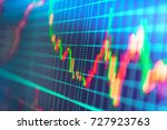 stock market and other finance... | Shutterstock . vector #727923763