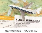 travel concept to middle east   ... | Shutterstock . vector #72794176