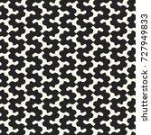 abstract ornate wavy stroke... | Shutterstock .eps vector #727949833