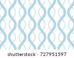 abstract vector wave line. | Shutterstock .eps vector #727951597
