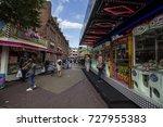 alkmaar  the netherlands  ... | Shutterstock . vector #727955383