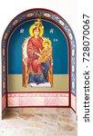 religious icon  religious... | Shutterstock . vector #728070067