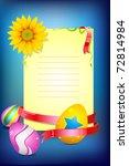 illustration of colorful... | Shutterstock .eps vector #72814984