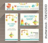 ready design template for... | Shutterstock . vector #728152033