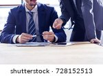 business people discussion... | Shutterstock . vector #728152513