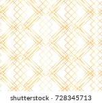 golden texture. seamless... | Shutterstock .eps vector #728345713