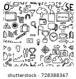 sec doodle sketch background... | Shutterstock .eps vector #728388367