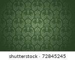 Green Wallpaper Pattern  Bitma...