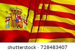 catalonia independence... | Shutterstock . vector #728483407