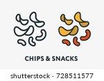 Potato Chips And Corn Snacks...