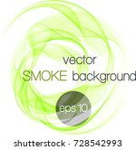 abstract background with green... | Shutterstock .eps vector #728542993