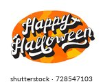 white 3d effect hand drawn... | Shutterstock .eps vector #728547103