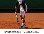 tennis match | Shutterstock . vector #728669263