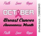 October Breast Cancer Awarenes...